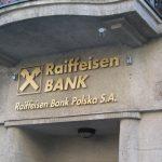 Bank litery płaskie