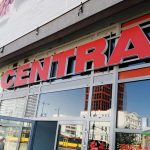 CENTRAL litery 3D