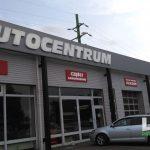 Autocentrum litery 3D